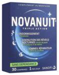 Acheter Novanuit Triple Action Comprimés B/30 à FONTENAY-TRESIGNY
