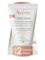 Avène Eau Thermale Cold Cream Duo Crème Mains 2x50ml à FONTENAY-TRESIGNY