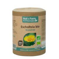 Nat&form Eco Responsable Escholtzia Bio Gélules B/90 à FONTENAY-TRESIGNY