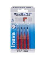Inava Brossettes Mono-compact Rouge Iso 4 1,5mm à FONTENAY-TRESIGNY