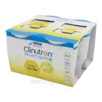 Clinutren Dessert 2.0 Kcal Nutriment Vanille 4cups/200g à FONTENAY-TRESIGNY