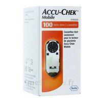 Accu-chek Mobile Cassettes B/2 X 50 à FONTENAY-TRESIGNY
