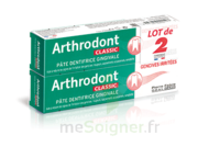 Pierre Fabre Oral Care Arthrodont Dentifrice Classic Lot De 2 75ml à FONTENAY-TRESIGNY