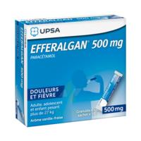 Efferalgan 500 Mg Glé En Sachet Sach/16 à FONTENAY-TRESIGNY