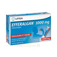 Efferalgan 1g Cappuccino Granules 8 Sachets à FONTENAY-TRESIGNY