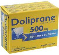 Doliprane 500 Mg Poudre Pour Solution Buvable En Sachet-dose B/12 à FONTENAY-TRESIGNY