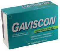 Gaviscon, Suspension Buvable En Sachet à FONTENAY-TRESIGNY