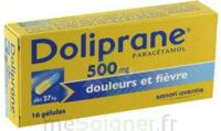 Doliprane 500 Mg Gélules B/16 à FONTENAY-TRESIGNY