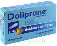 Doliprane 150 Mg Suppositoires 2plq/5 (10) à FONTENAY-TRESIGNY