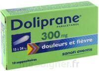 Doliprane 300 Mg Suppositoires 2plq/5 (10) à FONTENAY-TRESIGNY