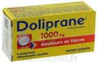 Doliprane 1000 Mg Comprimés Effervescents Sécables T/8 à FONTENAY-TRESIGNY