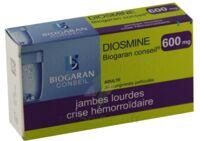 Diosmine Biogaran Conseil 600 Mg, Comprimé Pelliculé à FONTENAY-TRESIGNY
