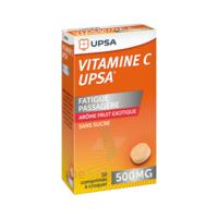 Vitamine C Upsa 500 Mg Fruit Exotique, Comprimé à Croquer