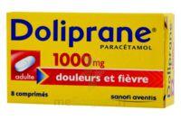 Doliprane 1000 Mg Comprimés Plq/8 à FONTENAY-TRESIGNY