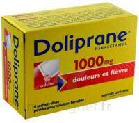 Doliprane 1000 Mg Poudre Pour Solution Buvable En Sachet-dose B/8 à FONTENAY-TRESIGNY
