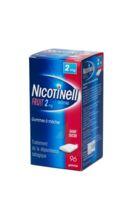 Nicotinell Menthe Fraicheur 2 Mg Sans Sucre, Gomme à Mâcher Médicamenteuse 8plq/12 (96) à FONTENAY-TRESIGNY