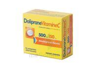 Dolipranevitaminec 500 Mg/150 Mg, Comprimé Effervescent à FONTENAY-TRESIGNY