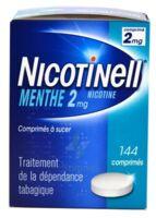 Nicotinell Menthe 2 Mg, Comprimé à Sucer Plaq/144 à FONTENAY-TRESIGNY