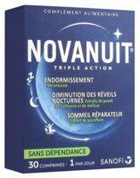 Novanuit Triple Action Comprimés B/30 à FONTENAY-TRESIGNY