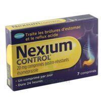 Nexium Control 20 Mg Cpr Gastro-rés Plq/7 à FONTENAY-TRESIGNY