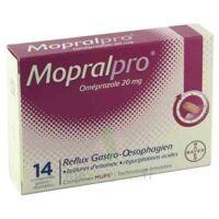 Mopralpro 20 Mg Cpr Gastro-rés Film/14 à FONTENAY-TRESIGNY