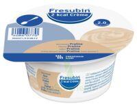 Fresubin 2kcal Creme Sans Lactose Nutriment PralinÉ 4pots/200g à FONTENAY-TRESIGNY