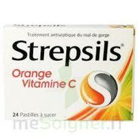 Strepsils Orange Vitamine C, Pastille à FONTENAY-TRESIGNY