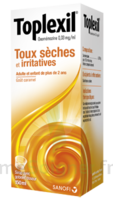 Toplexil 0,33 Mg/ml, Sirop 150ml à FONTENAY-TRESIGNY