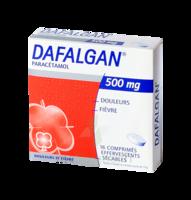 Dafalgan 500 Mg Comprimés Effervescents Sécables Film/16