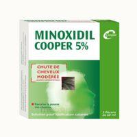 Minoxidil Cooper 5 %, Solution Pour Application Cutanée à FONTENAY-TRESIGNY
