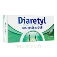 Diaretyl 2 Mg, Gélule à FONTENAY-TRESIGNY