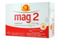 Mag 2 122 Mg S Buv En Ampoule Sans Sucre édulcoré à La Saccharine Sodique 30amp/10ml à FONTENAY-TRESIGNY
