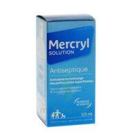 Mercryl, Solution Pour Application Cutanée à FONTENAY-TRESIGNY
