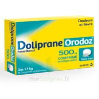 Dolipraneorodoz 500 Mg, Comprimé Orodispersible