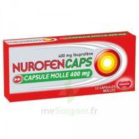 Nurofencaps 400 Mg Caps Molle Plq/10 à FONTENAY-TRESIGNY