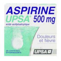 Aspirine Upsa 500 Mg, Comprimé Effervescent à FONTENAY-TRESIGNY