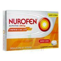Nurofen 200 Mg, Comprimé Orodispersible à FONTENAY-TRESIGNY