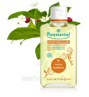 Puressentiel Articulations & Muscles Huile De Massage Bio** Effort Musculaire - Arnica - Gaulthérie - 100 Ml à FONTENAY-TRESIGNY