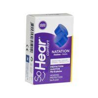 Sohearcomfort Protection Auditive Silicone Natation Adulte
