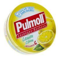 Pulmoll Pastilles Citron B/45g à FONTENAY-TRESIGNY