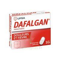 Dafalgan 1000 Mg Comprimés Pelliculés Plq/8 à FONTENAY-TRESIGNY