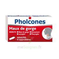 Pholcones Bismuth Adultes, Suppositoire à FONTENAY-TRESIGNY