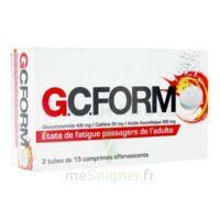 Gcform, Comprimé Effervescent