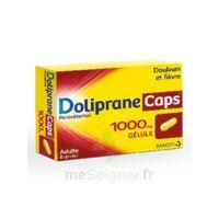 Dolipranecaps 1000 Mg Gélules Plq/8 à FONTENAY-TRESIGNY