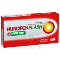 Nurofenflash 400 Mg Comprimés Pelliculés Plq/12 à FONTENAY-TRESIGNY