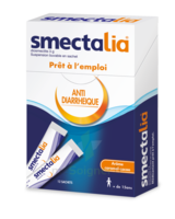 Smectalia 3 G Suspension Buvable En Sachet 12sach/10g