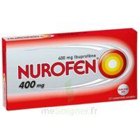 Nurofen 400 Mg Comprimés Enrobés Plq/12 à FONTENAY-TRESIGNY