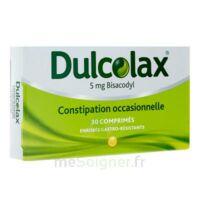 Dulcolax 5 Mg Comprimés Enrobés Gastro-résistants Plq/30 à FONTENAY-TRESIGNY