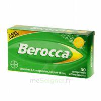 Berocca Comprimés Effervescents Sans Sucre T/30 à FONTENAY-TRESIGNY