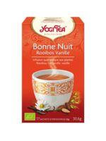 Yogi Tea Bonne Nuit Rooibos Vanille à FONTENAY-TRESIGNY